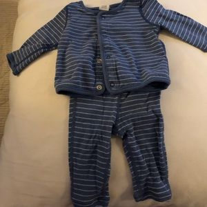 NWOT Janie and Jack Baby boy 3m baby shower gift